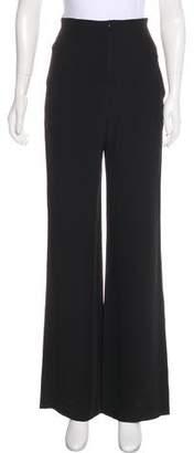Zero Maria Cornejo High-Rise Wide-Leg Pants