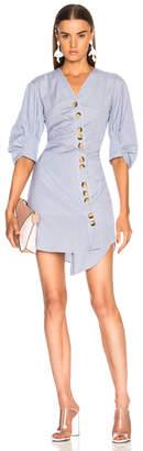 Tibi Jones Shirt Dress