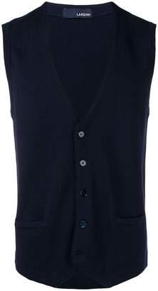 Lardini buttoned cardigan