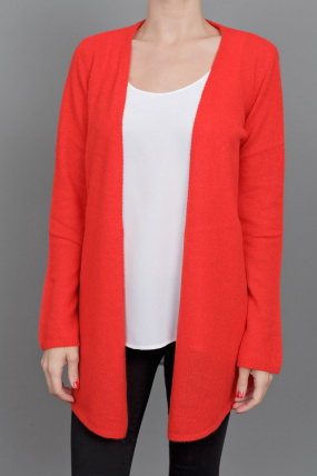 Minnie Rose Duster Heart Red