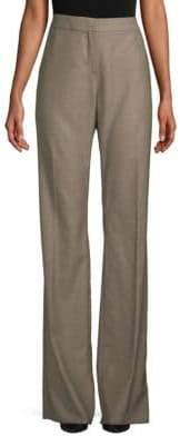 Max Mara Woven Long Pants