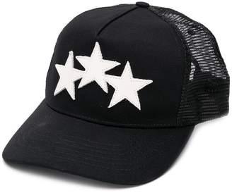 Amiri star print baseball cap