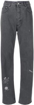 Anine Bing Skylar high waisted jeans