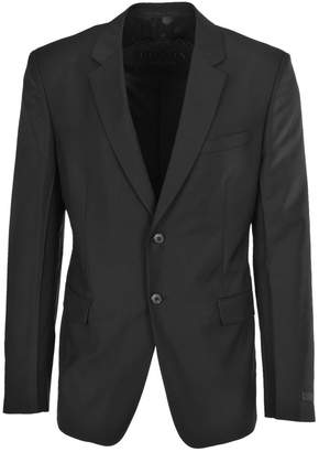 Prada Jacket Badge Lining