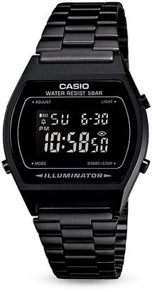 Casio Vintage Digital Watch, 38.9mm x 35mm