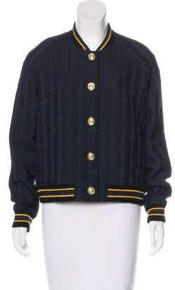 3.1 Phillip Lim Embroidered Bomber Jacket