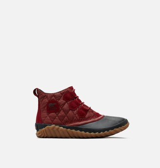 Sorel Women's Out N About Plus Quilted Boot