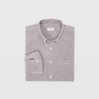 Club Monaco Oxford Solid Shirt