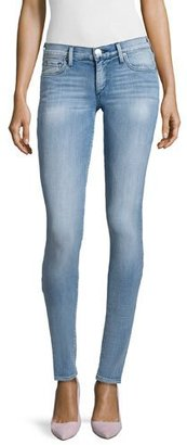True Religion Stella Low-Rise Skinny Jeans, Nu Drifter $188 thestylecure.com