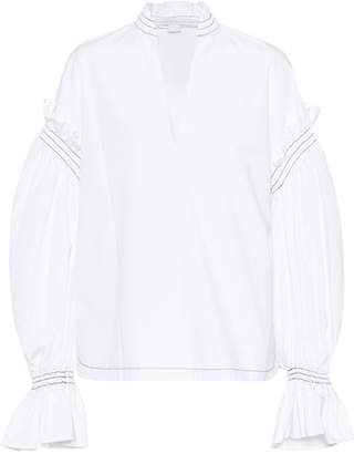 Jonathan Simkhai Cotton shirt