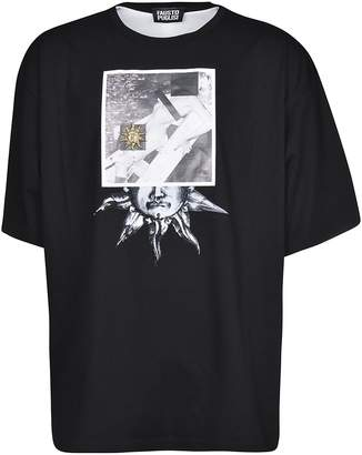 Fausto Puglisi Printed T-shirt