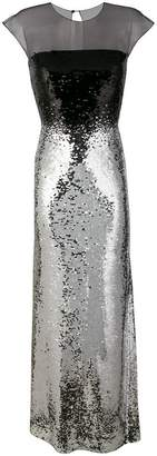 Sachin + Babi sequin embellished gown