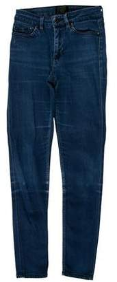 Acne Studios Skin 5 Superink Mid-Rise Jeans