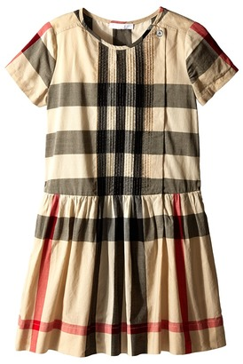 Burberry Kids - Neive Dress Girl's Dress $215 thestylecure.com