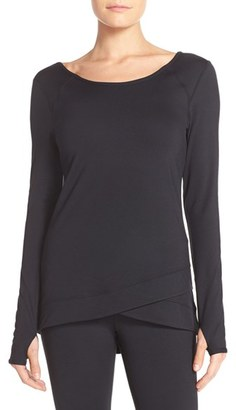 Women's Zella 'Layer Me' Pullover $59 thestylecure.com