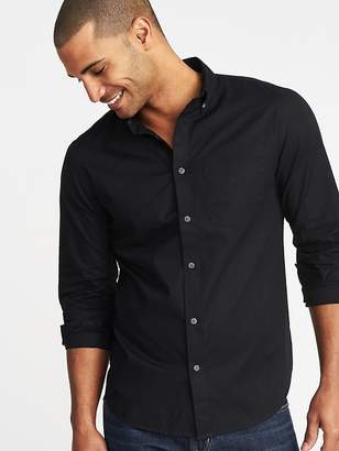 Old Navy Slim-Fit Poplin Shirt For Men