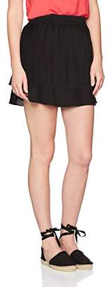 Only Women's Onlnaya Short Box WVN Skirt