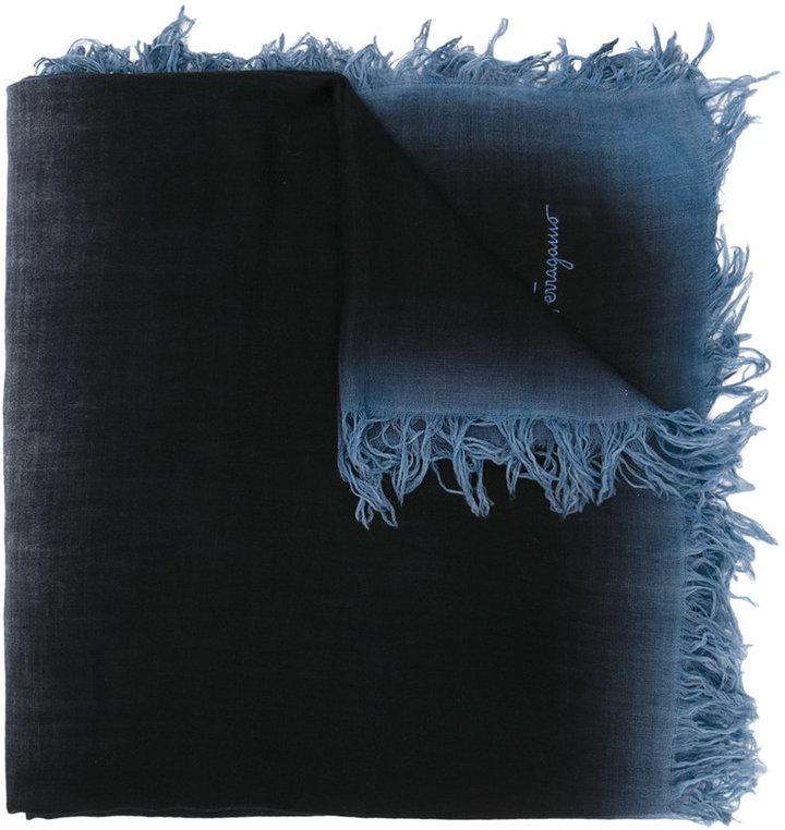 Salvatore FerragamoSalvatore Ferragamo fringed scarf