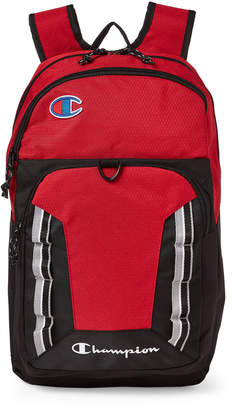 Champion Bright Red Expedition Laptop Backpack