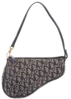 Christian Dior Diorrissimo Small Saddle Bag
