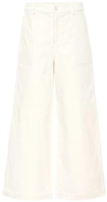 Ganni Ridgewood corduroy pants