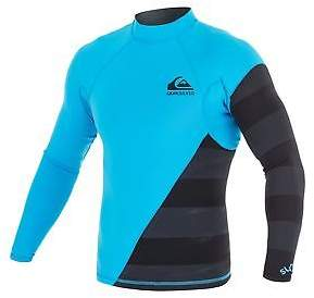 Quiksilver NEW QUIKSILVERTM Mens Syncro New Wave 1MM Wetsuit Jacket 2015 Surf