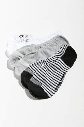 Converse No-Show Liner Sock 3-Pack