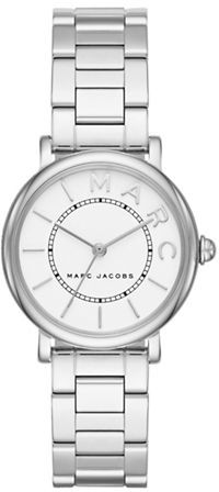 Marc Jacobs Marc Jacobs Roxy Stainless Steel Three-Link Bracelet Watch