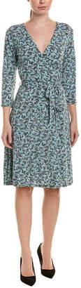 Leota Faux Wrap Dress