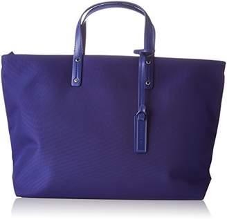 Le Tanneur Women's Swana Twu1012 Top-Handle Bag blue