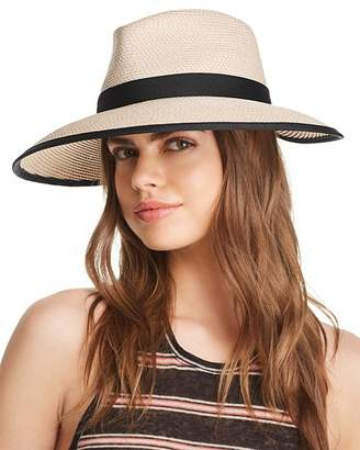 304869d72 Black And White Sun Hat - ShopStyle