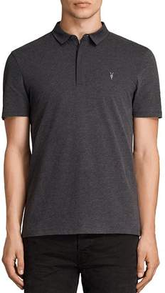 AllSaints Brace Regular Fit Polo