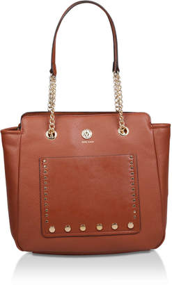 Anne Klein Studded Chain Shopper