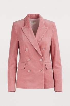 Etoile Isabel Marant Asley cotton jacket