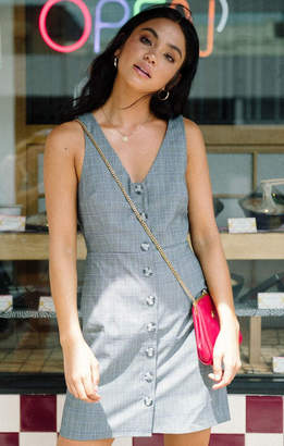 Show Me Your Mumu Arlette Button Down Dress ~ Notting Hill Plaid