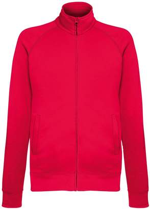 Fruit of the Loom Lightweight Sweatshirt Jacket - 14 Colours/Size Sm - M