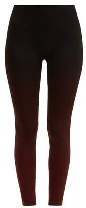 Pepper & Mayne Goddess Technical Leggings - Womens - Dark Red