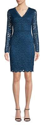 Vero Moda Floral Lace Sheath Dress