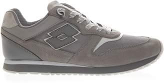 Lotto Leggenda Tokyo Ginza Grey Suede & Nylon Sneakers