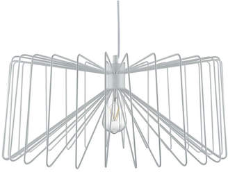 Southern Enterprises Quincey Pendant Light White