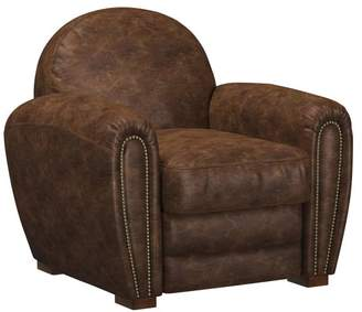 Brikk Pomona Leather Club Chair