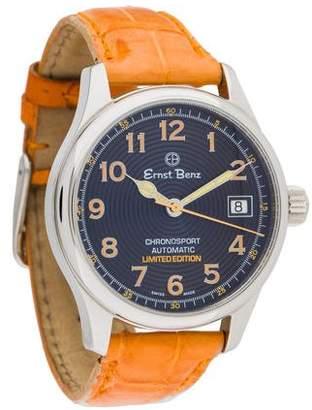 Ernst Benz Mario Batali Watch