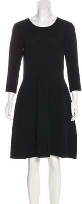 HUGO BOSS Boss by A-Line Knee-Length Dress