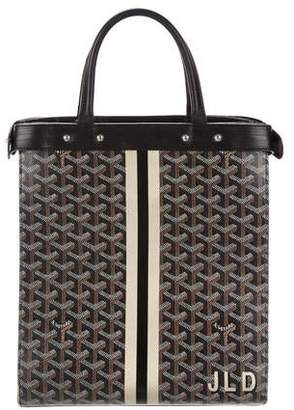 Goyard Goyardine Jersey GM Bag