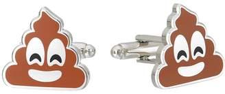 Cufflinks Inc. Poo Emoji Cufflinks Cuff Links