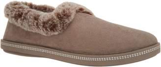 Skechers Faux Fur Slippers - Cozy Campfire