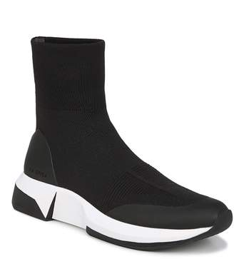 Via Spiga Verion High Top Sock Sneaker