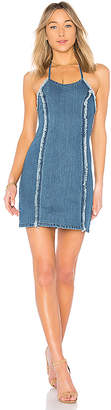 MinkPink Wild Ones Denim Dress.
