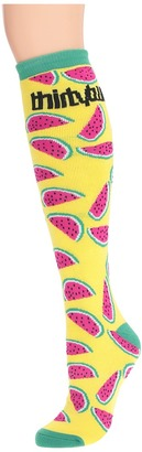 thirtytwo Frutas Sock $24 thestylecure.com