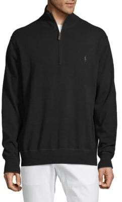Polo Ralph Lauren Logo Cashmere Sweater